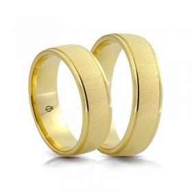 Złote obrączki N6630