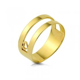 Pierścionek złoty - Sentimento