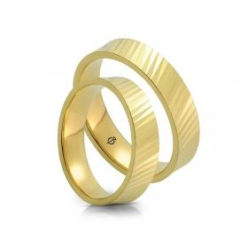 Złote Obrączki N512
