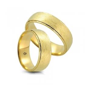 Złote Obrączki N7915