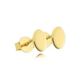 Kolczyki złote - Ellisse