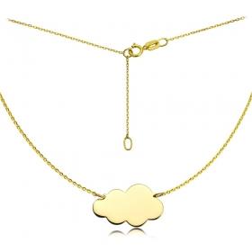 Celebrytka złota - Cloud