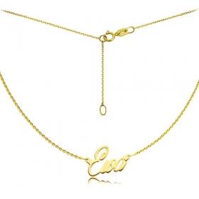 Naszyjnik -  Złote Imię Masterics Ewa