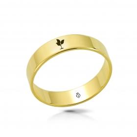 Ring złoty Eko