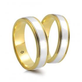 Złote Obrączki A5501.2