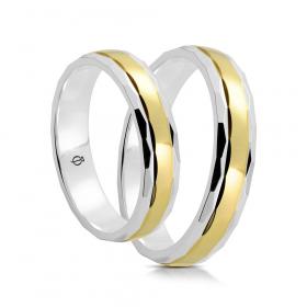 Złote obrączki A4501.1