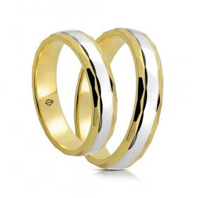 Złote obrączki A4501.2
