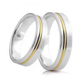 Złote obrączki S13.1