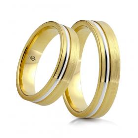 Złote obrączki S13.2