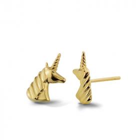 Kolczyki złote - Unicorn K418