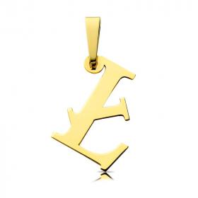 Litera złota Ł