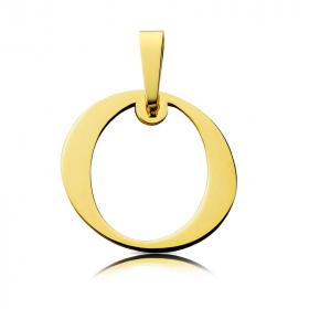 Litera złota O