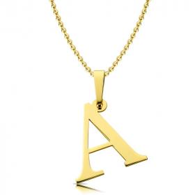 Litera złota A