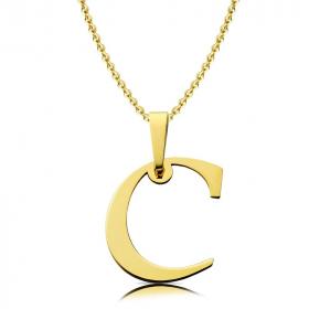 Litera złota C