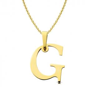 Litera złota G