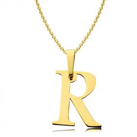 Litera złota R