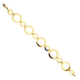 Bransoletka złota Koła