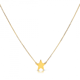 Celebrytka złota - Gwiazdka