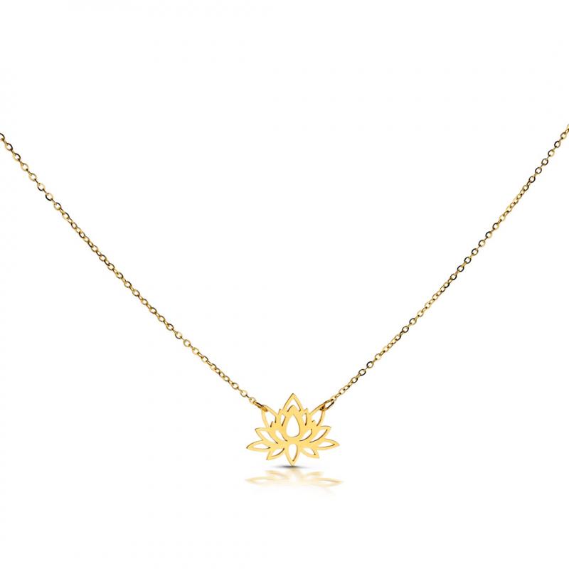 Celebrytka złota - Lilia