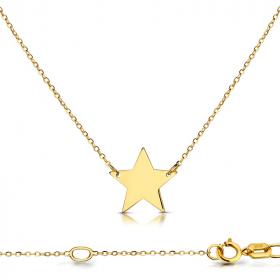 Celebrytka złota - Gwiazda