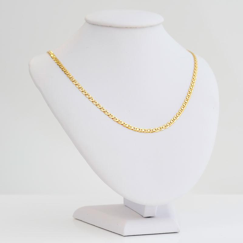 Łańcuszek złoty Gucci 50cm