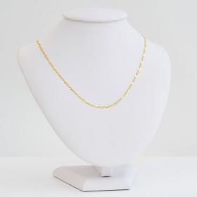 Łańcuszek złoty Fantazyjny 50cm