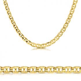 Łańcuszek złoty Gucci 45cm